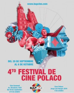 Se viene la 4ª Edición del Festival de Cine Polaco en Buenos Aires 1