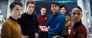 Star Trek: el futuro comienza: Adoro la teletransportación 2