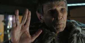 Star Trek: el futuro comienza: Adoro la teletransportación 5