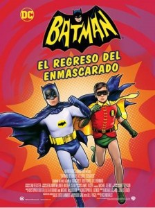 Batman, el regreso del enmascarado: ¡Santas animaciones, Batman! 5