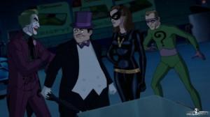 Batman, el regreso del enmascarado: ¡Santas animaciones, Batman! 6