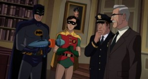 Batman, el regreso del enmascarado: ¡Santas animaciones, Batman! 8