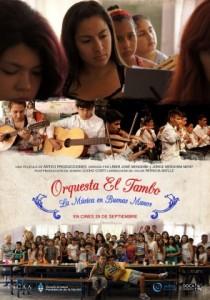 """Entrevista a Líber Menghini y Jorge Menghini Meny, directores de """"Orquesta El Tambo"""" 4"""