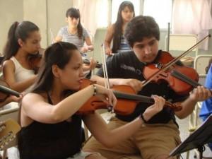 """Entrevista a Líber Menghini y Jorge Menghini Meny, directores de """"Orquesta El Tambo"""" 5"""