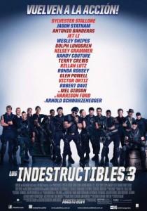 Los indestructibles 3 : Un desgaste evidente 2