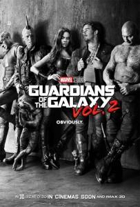 Primer adelanto de Guardianes de la Galaxia Vol.2 1