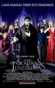 Sombras Tenebrosas: Tim Burton, perdido en su laboratorio neológico 2