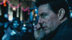Jack Reacher - Sin regreso: Hay química entre los dos 1