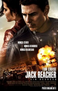 Jack Reacher - Sin regreso: Hay química entre los dos 2