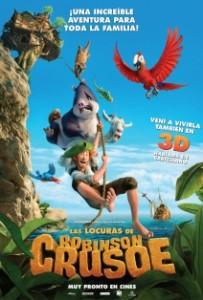Las locuras de Robinson Crusoe: Las mentiritas de Robinson 1