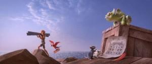 Las locuras de Robinson Crusoe: Las mentiritas de Robinson 4