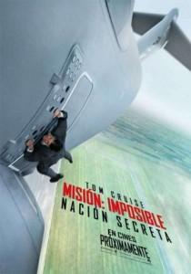 Misión Imposible - Nación Secreta: Los protagonistas no se oxidan 2