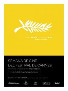 Regresa la Semana de Cine del Festival de Cannes 1