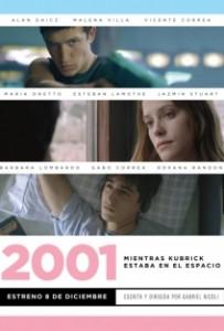 2001 - Mientras Kubrick estaba en el espacio: Sin sailda 2