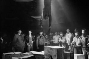 La organización Negra (ejercicio documental): Cuerpo, riesgo y alma 2