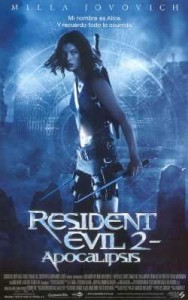 Resident Evil 2: Basura Zombie 1