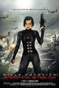 Resident Evil 5 - La venganza: El cansancio de Alice 1