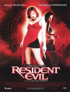 Resident Evil: Fallida adaptación de un videojuego 2