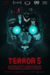 Terror 5: Relatos salvajes terrorífico 3