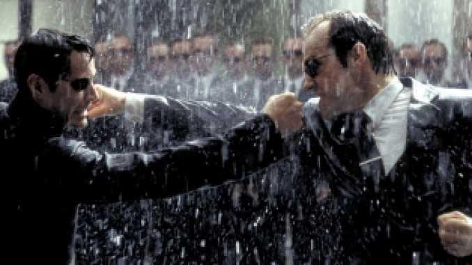 Matrix: Revoluciones 1080p Latino por Mega