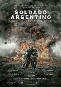 Adelanto del film Soldado Argentino sólo conocido por Dios 1