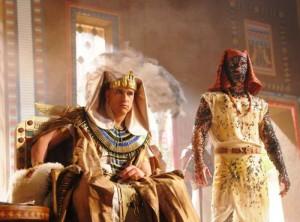 Moisés los diez mandamientos: El curro 4