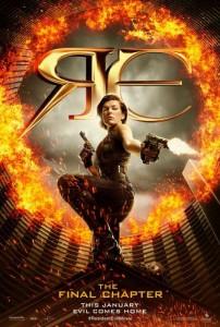 Resident Evil 6 - Capítulo final: Cine espástico 3