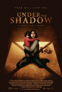 Under the Shadow: Un poco de aire fresco para los amantes del terror 3