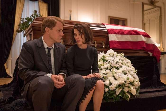 Jackie : Foto Natalie Portman, Peter Sarsgaard