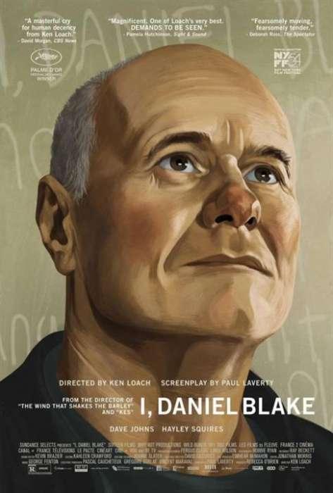 Yo, Daniel Blake : Cartel