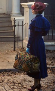 Emily Blunt en la primera imagen de Mary Poppins Returns 1