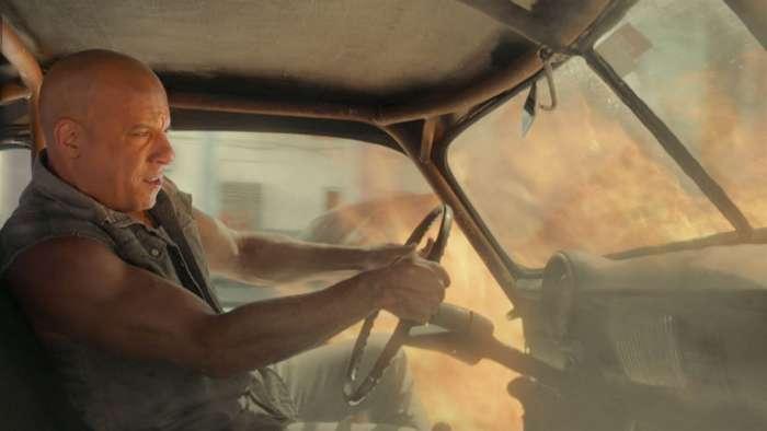 Fast & Furious 8 : Foto Vin Diesel