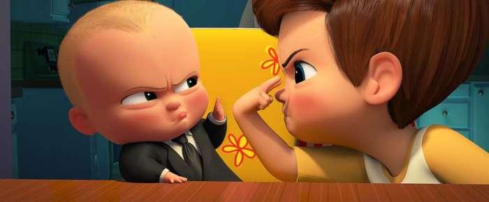 El bebé jefazo : Foto