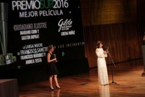 Premios Sur 2016: Desde adentro 7