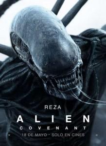 Alien: Covenant: Parásitos en el periplo evolutivo 2