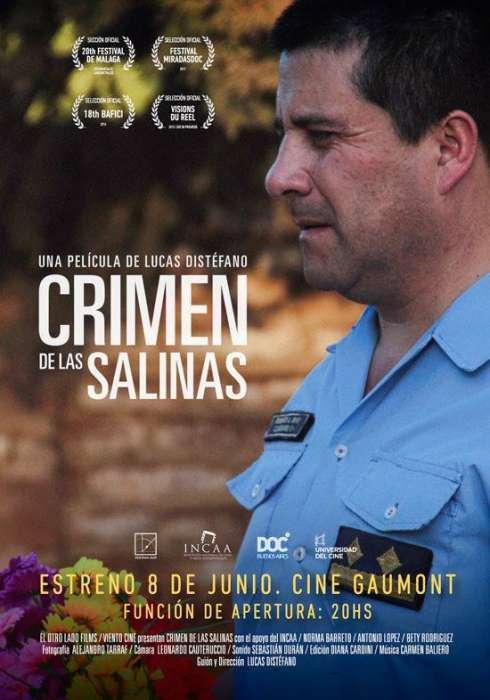 Crimen de las Salinas: 1