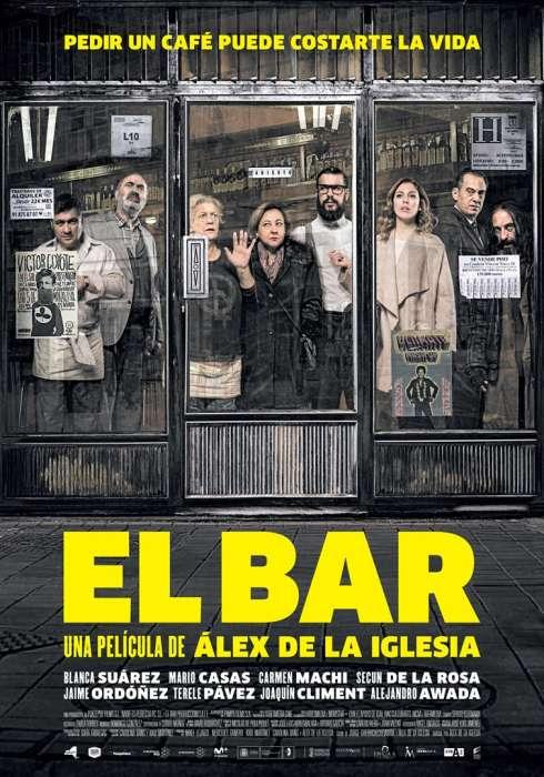El Bar: Nadie se salva, el cine tampoco 1