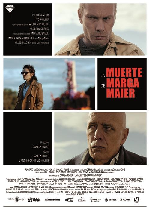 La muerte de Marga Maier: El bruto y el diamante 1