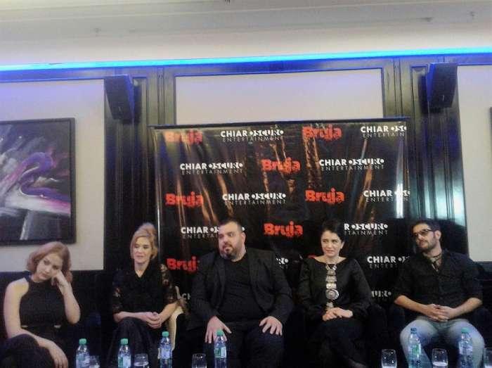 Presentación de Bruja, el thriller protagonizado por Érica Rivas 1