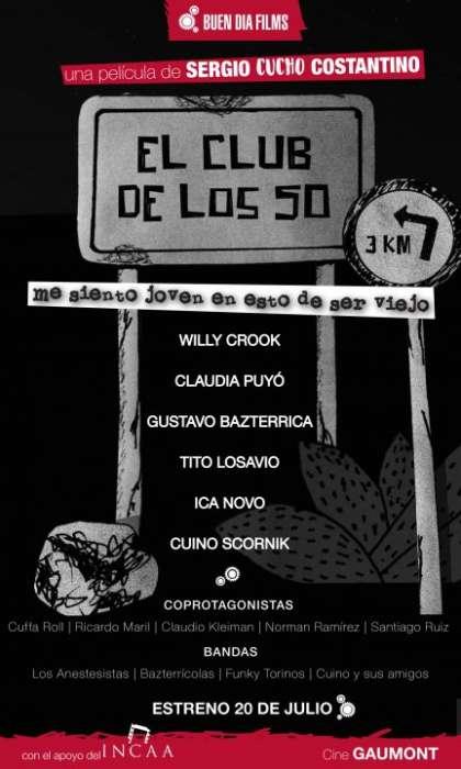 El club de los 50: Entre las cuerdas y la poesía 3