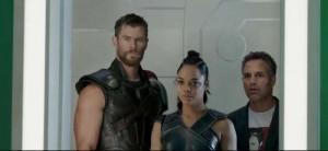 Nuevo adelanto de Thor: Ragnarok 1