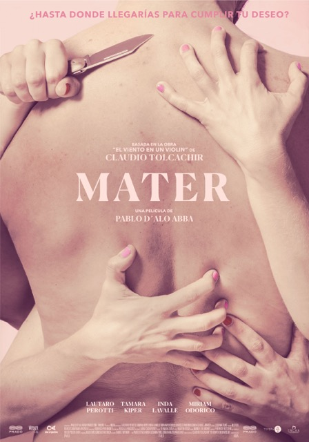 Proximamente se estrena Mater, basada en una obra de Claudio Tolcachir 1