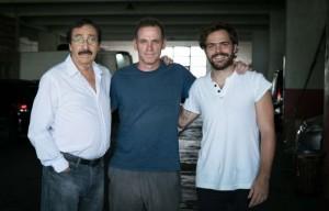TNT estrena en agosto Un Gallo para Esculapio 1