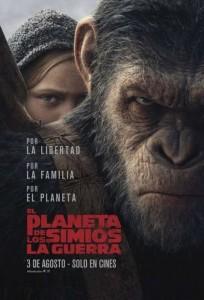 El Planeta de los Simios - La Guerra: Salve, César 2
