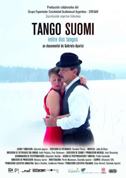Tango Suomi: Un abrazo que se funde a la distancia. 3