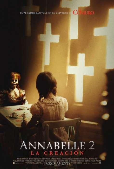 Annabelle 2, La Creación: Muñeca maldita 1