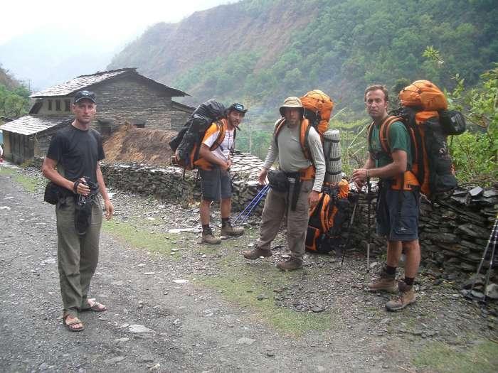 Dhaulagiri, ascenso a la montaña blanca: En la cumbre de la espiritualidad. 2