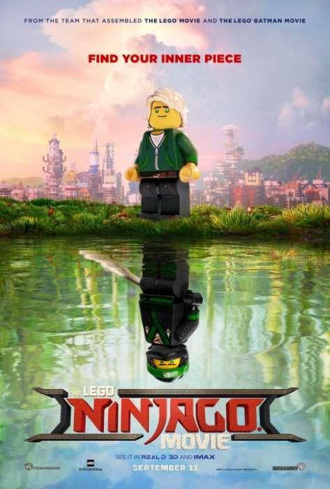 Ninjago: Para Maestro Ninja, Lee van Cleef 3