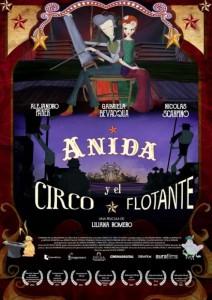Anida y el circo flotante: Una película para chicos a lo grande 2