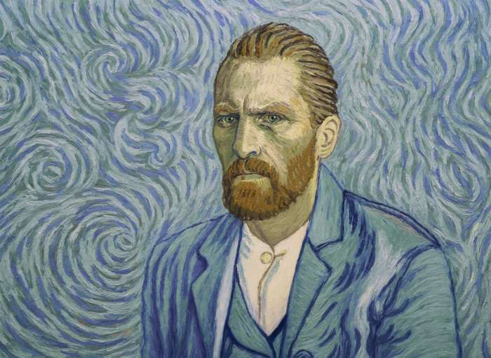 Loving Vincent: Cine al óleo 1
